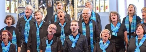 Bild vom Gospelchor Hope and Glory