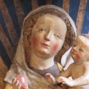 Station 8 - Altar der Schönen Maria