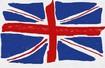 Flagge Groß Britannien