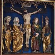 Station 25 - Kreuz-Altar (1490)