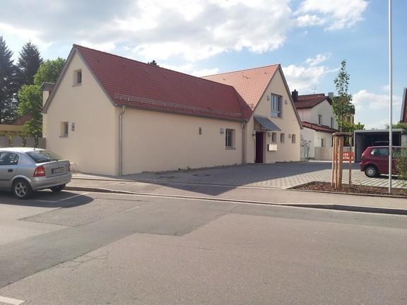 Stadtteilzentrum St. Markus an der Konrad-Adenauer-Straße