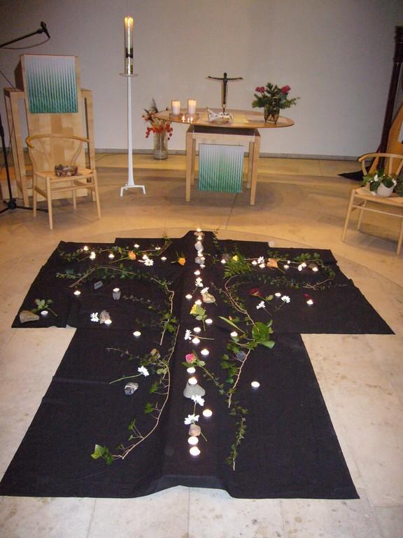 Altarraum St. Matthäus