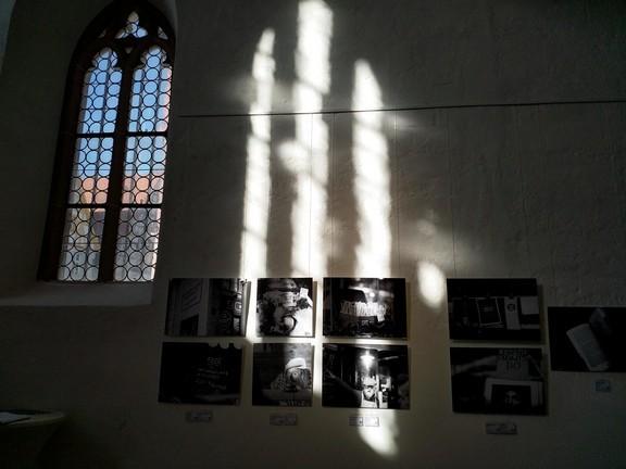 """Ausstellung """"A Day in London"""" von Jörg und Benedikt Ehmer"""