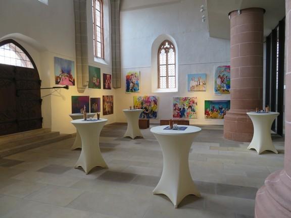 """Ausstellung """"Menschen bei Nacht"""" von Janina Brügel - Juli 2016"""