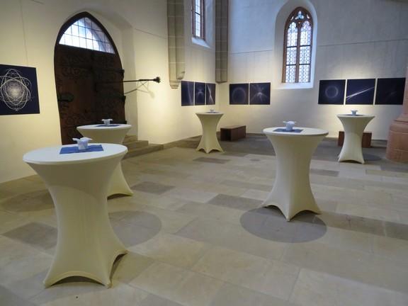 """Ausstellung  """"Schwingungen"""" von Karsten Trappe November 2016"""