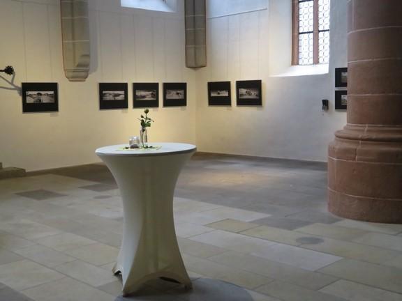 """Fotoausstellung """"Der vergessene Grenzraum"""" Wolfgang Köper Sept. 2017"""