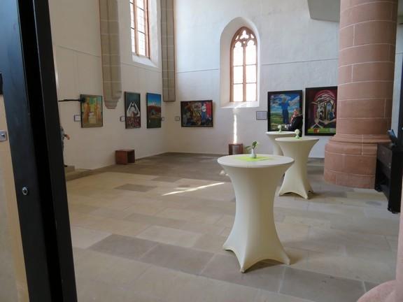 """Ausstellung """"Das Ego träumt"""" von Udo Winkler - Mai  2016"""