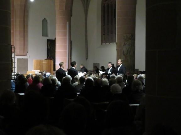 """Festakt zum Reformationsjubiläum 29. Oktober 17 - """"miXtur"""" singen"""
