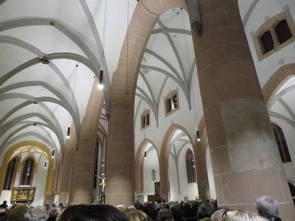 Festakt zum Reformationsjubiläum am 29.10.2017 in einer vollen Kirche