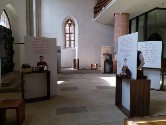 """""""Was bleibt"""" Ausstellung der Evang.-Luth. Kirche Bayern und der Diakonie Bayern - April 2018"""