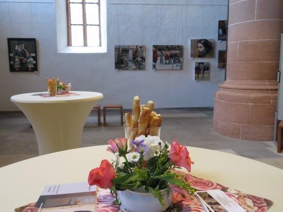 """Ausstellung """"Menschen und Orte"""" von Rainer Bergmann - Mai/Juni 2018"""