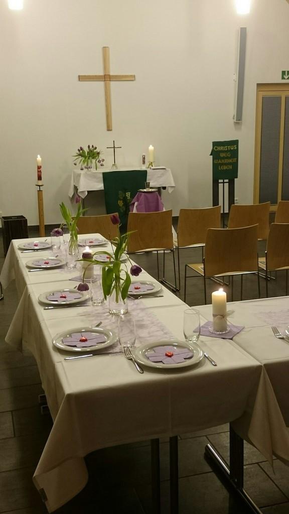 St. Markus - Tauffest