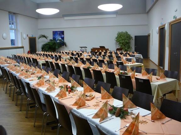 Martin - Luther Saal im Evangelischen Haus