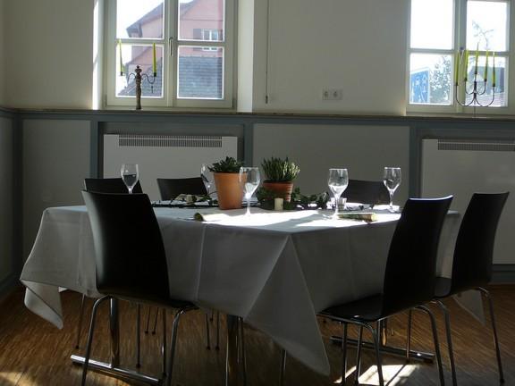 Sophie Scholl Raum im Evangelischen Haus