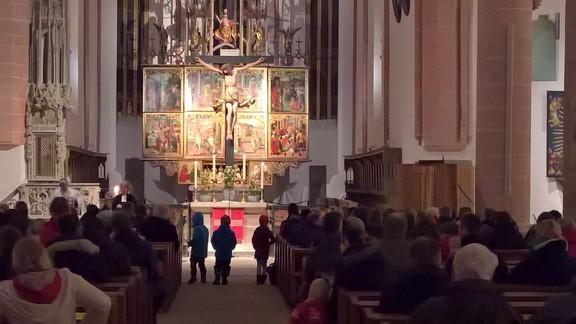 Ökumenische St. Martins Andacht 11.11.2017